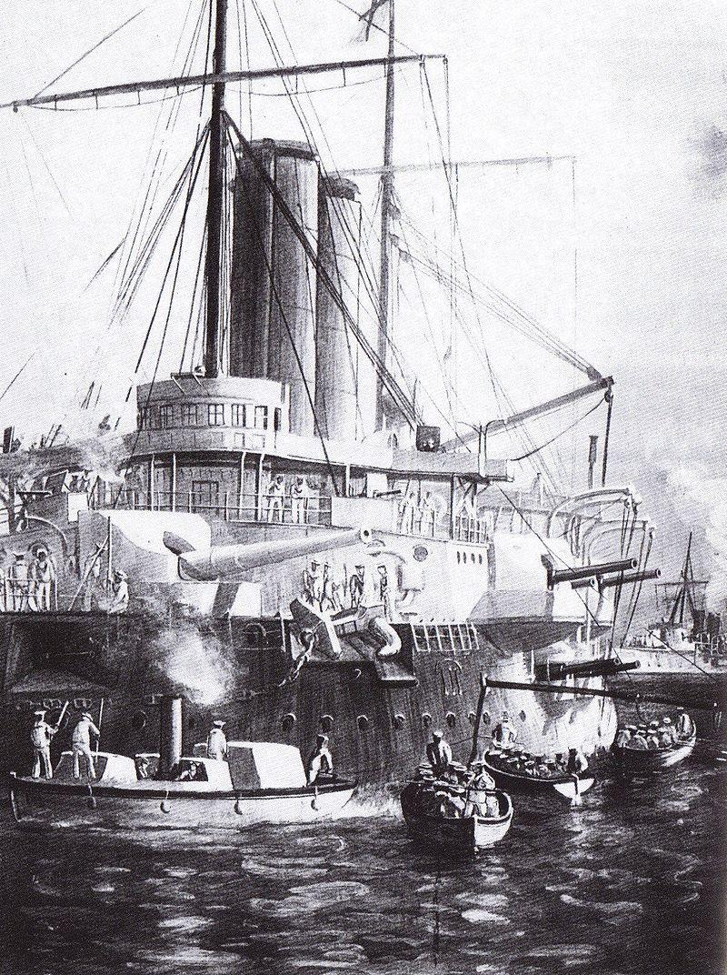 Британское судно St George